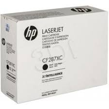87X (CF287XC) LaserJet Enterprise M506 (Flow) MFP M527 Pro M501 High Yield Black Original LaserJet Contract Toner Cartridge (18000 Yield)