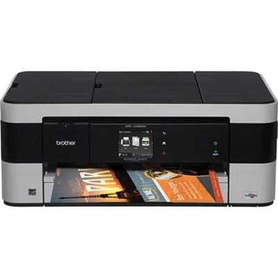Brother 4-CARTRIDGE COLOR INKJET