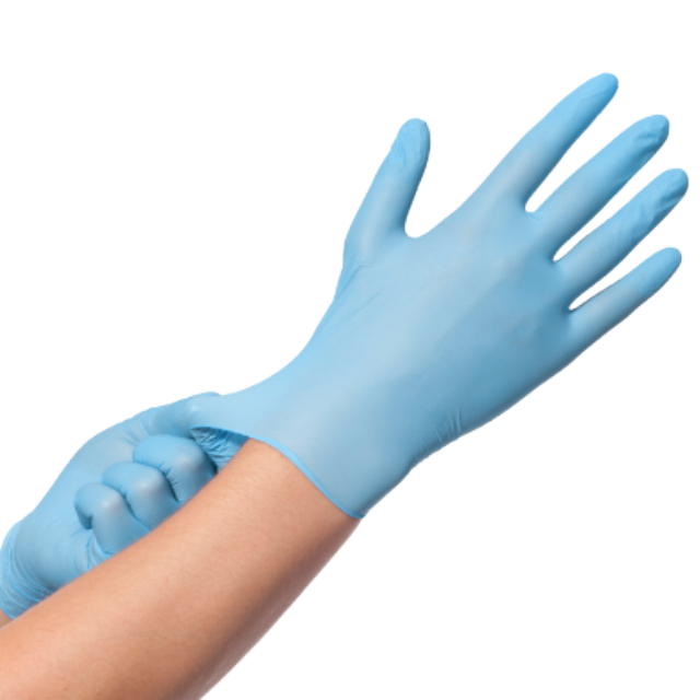 Nitrile Gloves 3-4 Mil