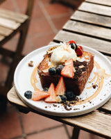 Brioche French Toast, Weekend Brunch