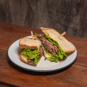 Grass-fed Steak Sandwich