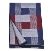 Men's Winter Long Scarf, 180*30 cm