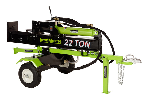 LawnMaster 22 Tonne Log Splitter