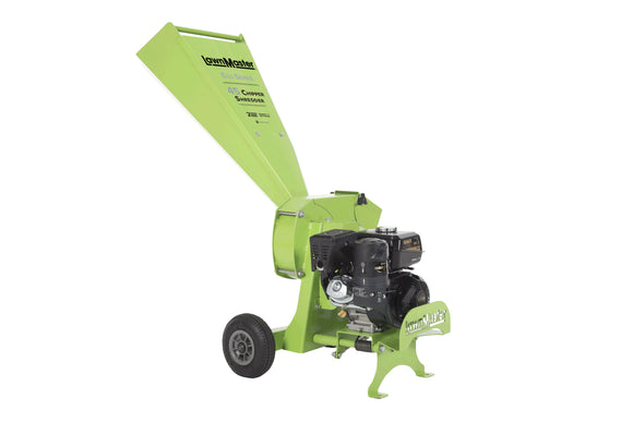 LawnMaster Eco Chipper Shredder 45