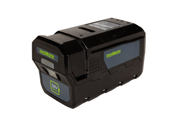 LawnMaster 58V Lithium Battery