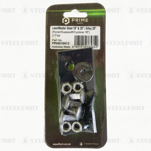 LawnMaster Steel 18