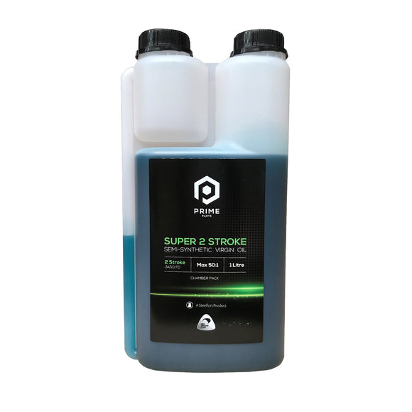 Semi Synthetic 2 Stroke Oil 1 Litre