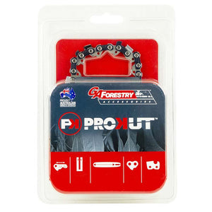 "ProKut Chain 3/8"" Low Pro x 043"" x 40DL (Semi Chisel)"