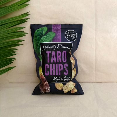 Chips Taro - Tahitian Tasty