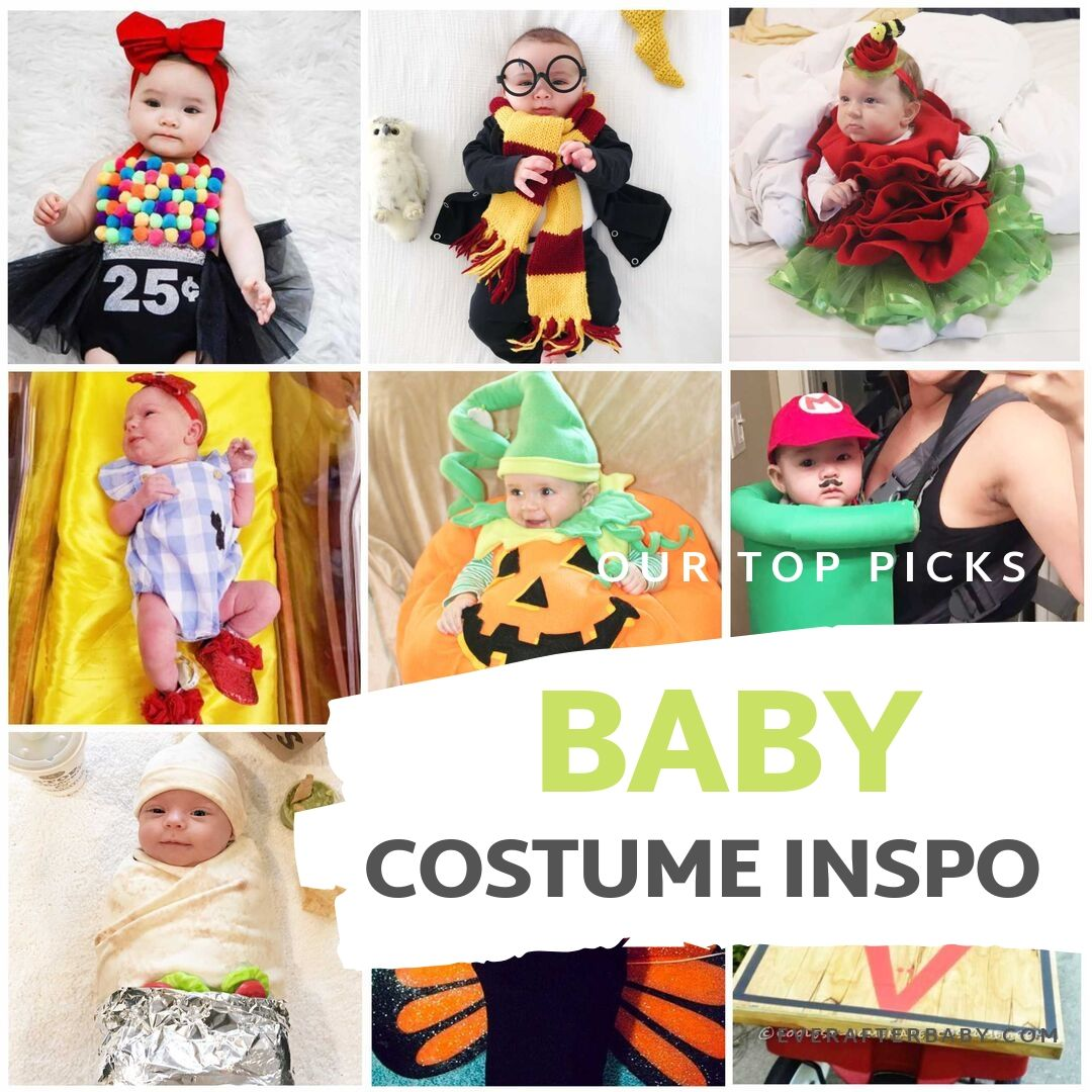 10 Creative Baby Costumes to Rule Halloween [Our Picks]