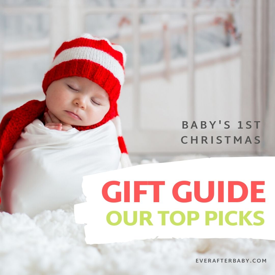 Our Top Gift Picks for Baby's First Christmas