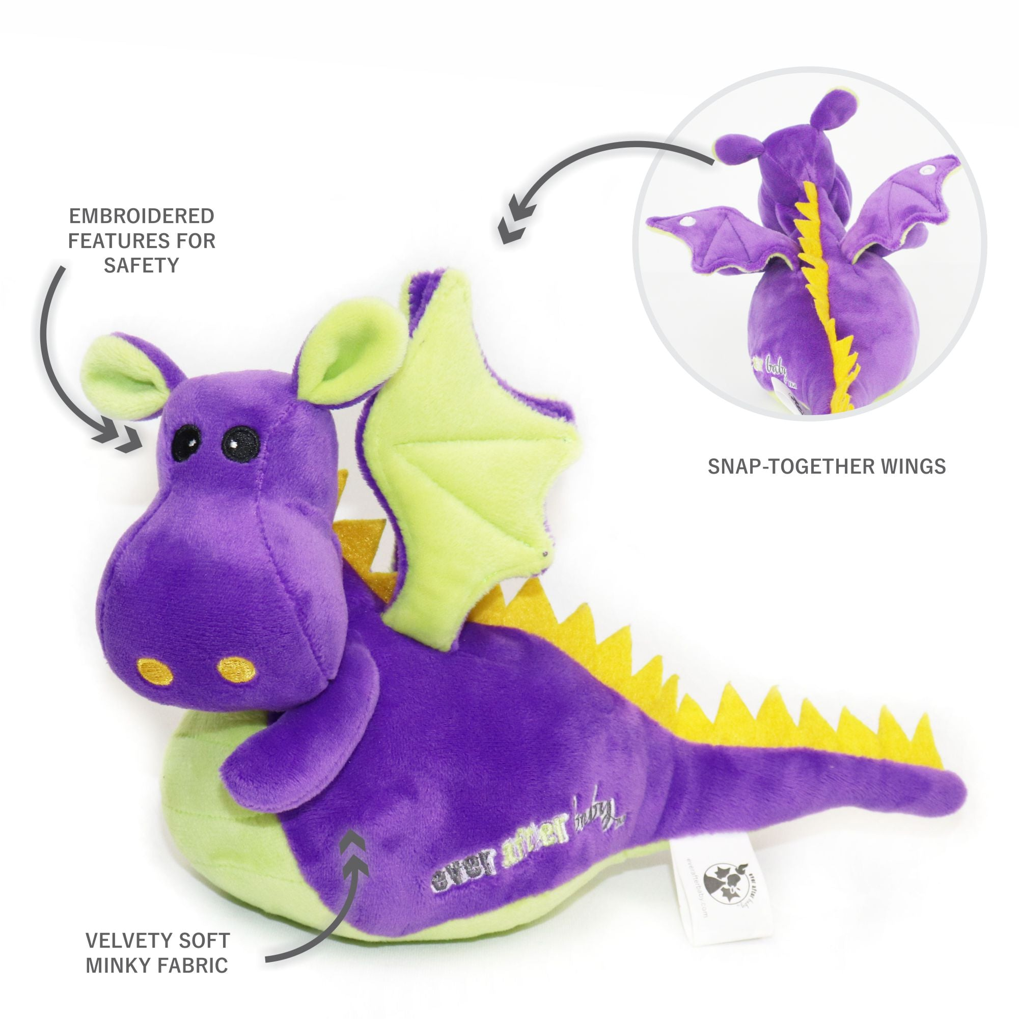 Dragon Squire Travel Toy - Bliss