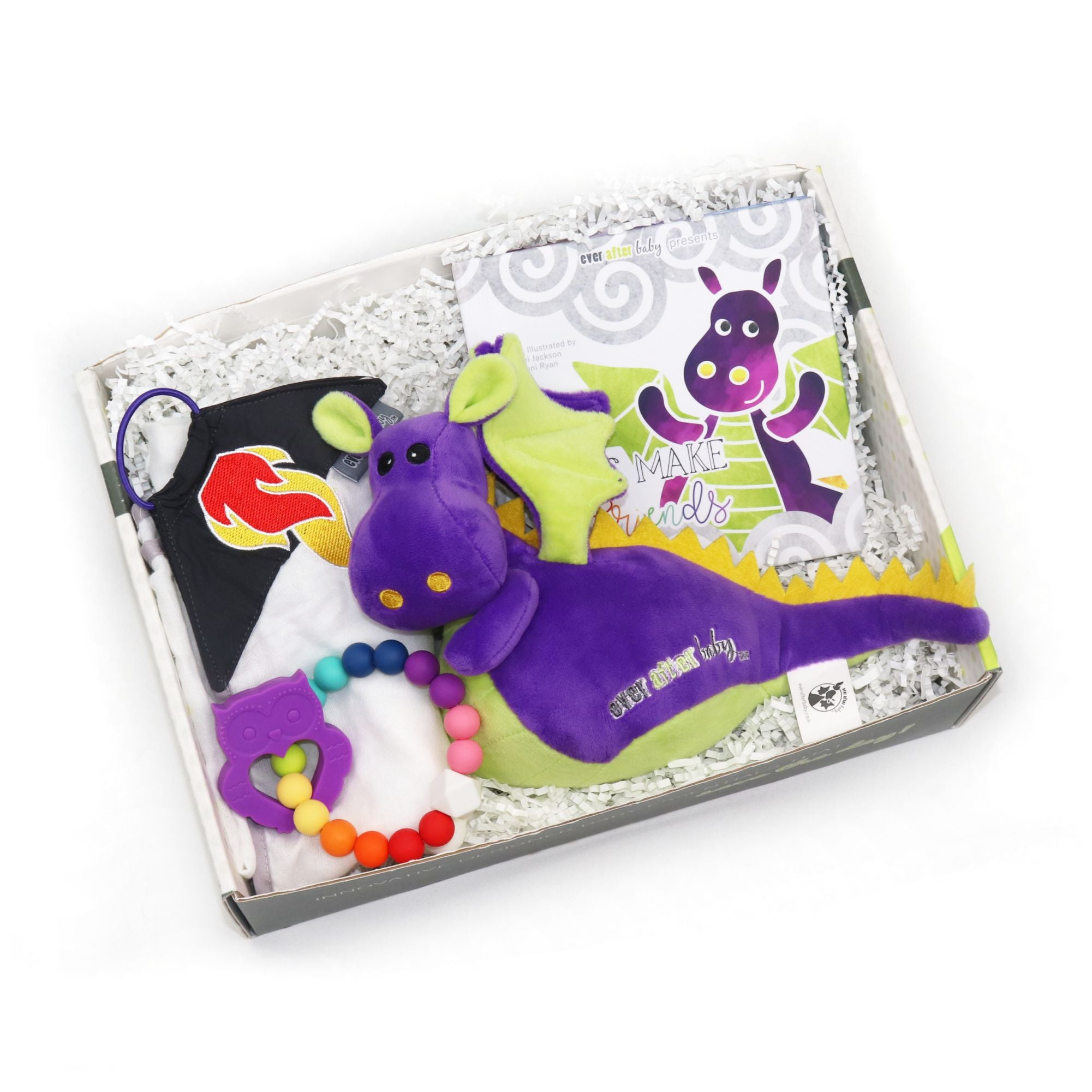 Dragon Stories Baby Box with Bliss