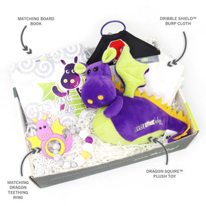 Dragon Friends Baby Box with Bliss