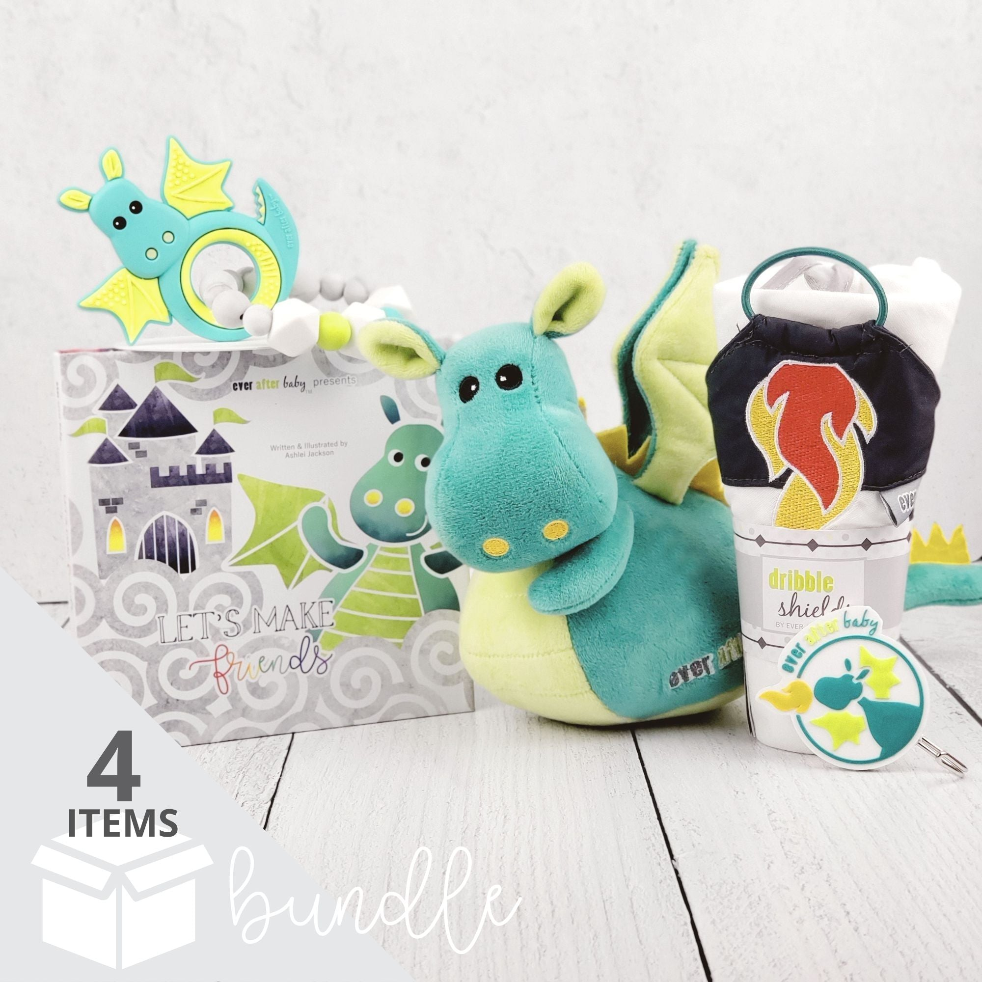 Dragon Friends Bundle with Blaze