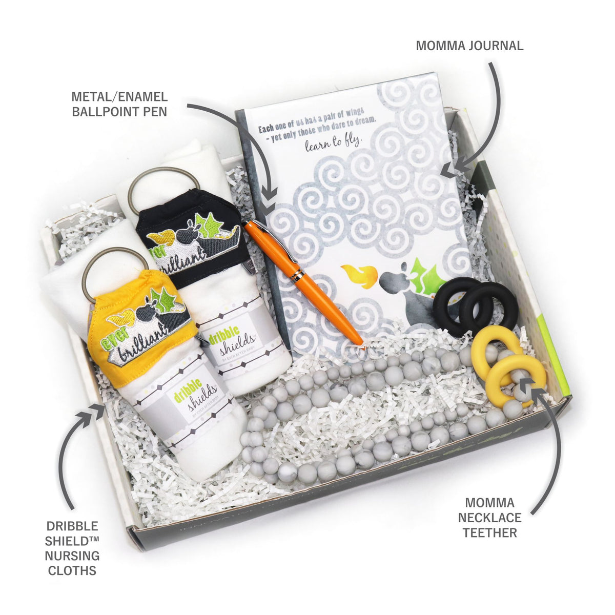 Momma Moments Baby Box in Brilliant (3885662765090)