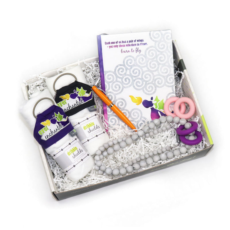 Momma Moments Baby Box in Enchanted (3885658439714)