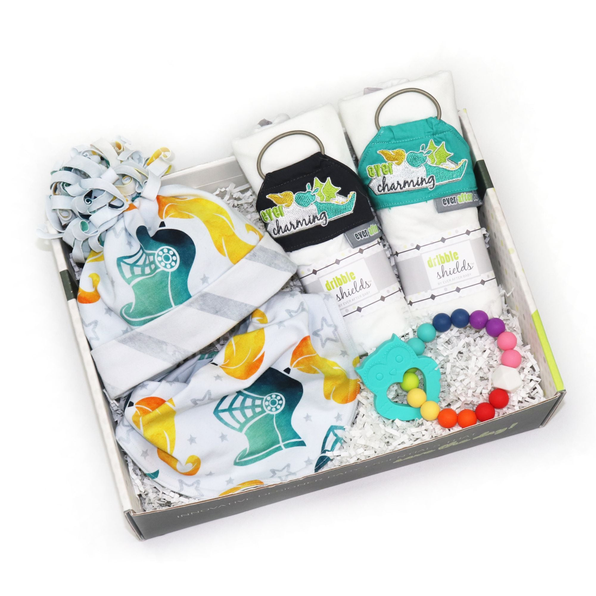 Royal Style Baby Box in Charming Knight