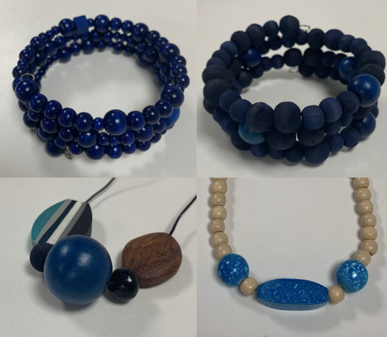 Introducing our wooden beaded jewellery range