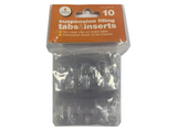 Cathedral Suspension Filing Tabs and Inserts - 10 Pack
