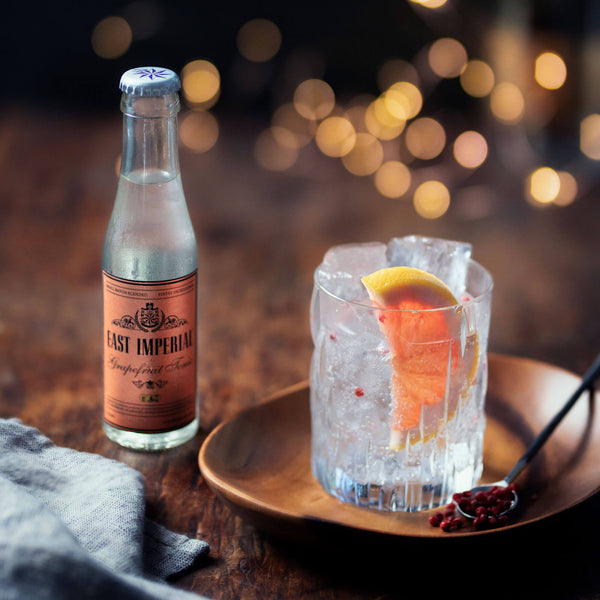 Merchants Gin and Tonic by East Imperial