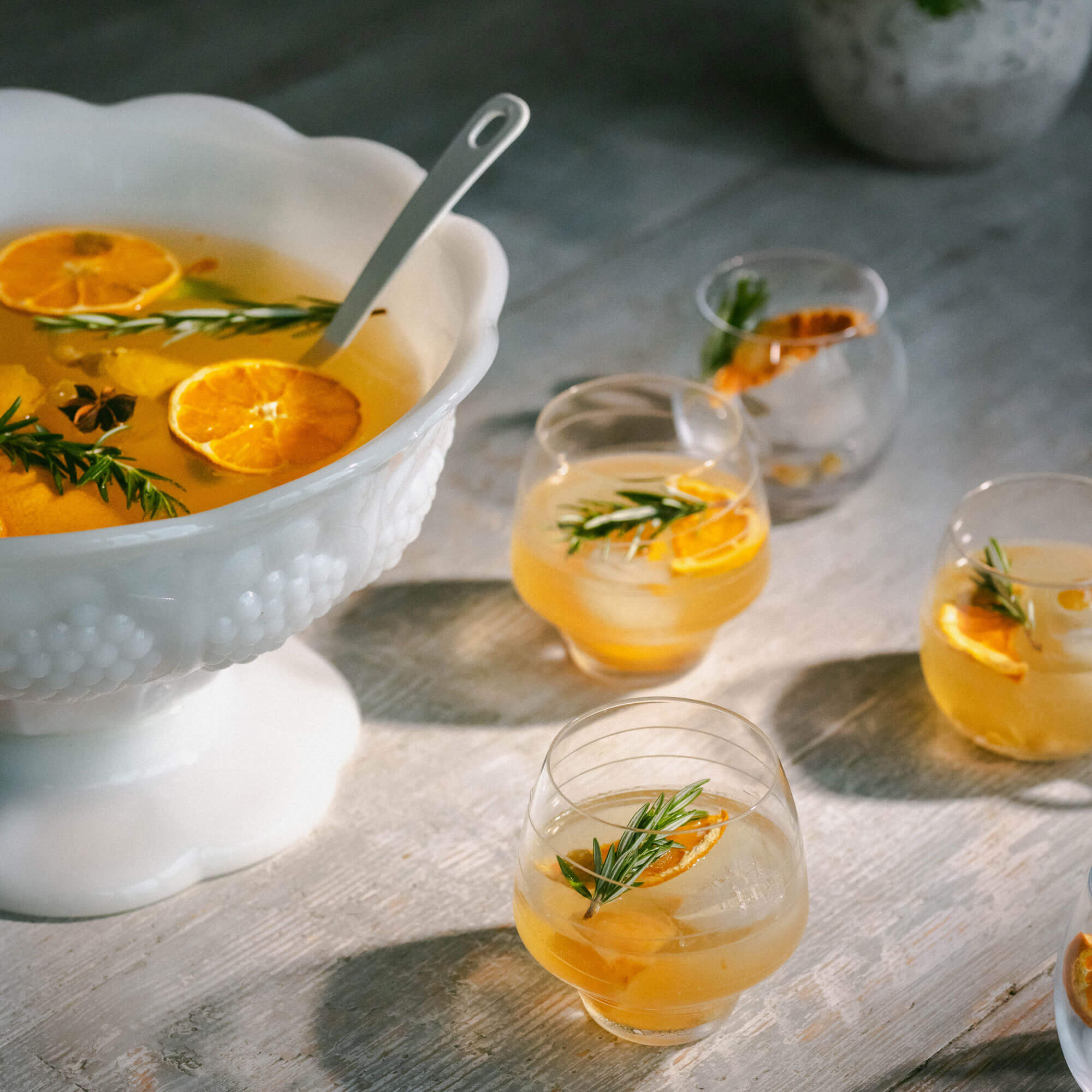 East Imperial Fruit Punch Cocktail Recipe