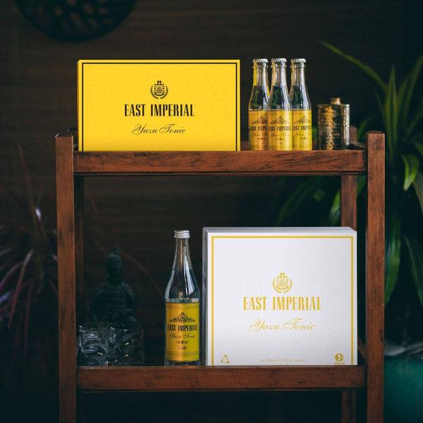 East Imperial Yuzu Tonic (Bar Cart)