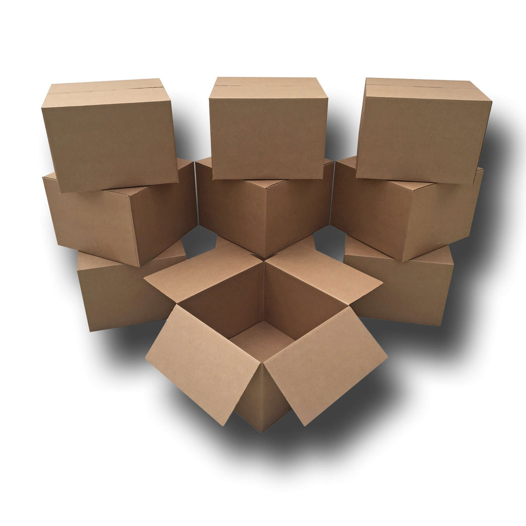 Extra Large Moving Boxes - 10 Moving Boxes