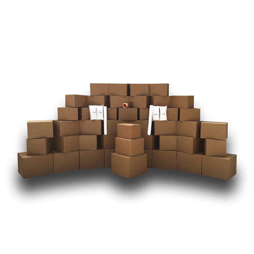 Bedroom Moving Supply Kit - 1-2 Bedrooms