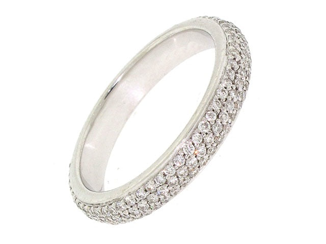 Pavé Set Diamond Band
