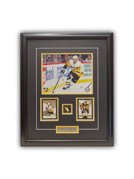 Sidney Crosby 23x19 Framed Limited Edition Super Fan Collector Series