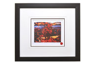 "Group of Seven Tom Thomson ""Red Trees"" Limited Edition"