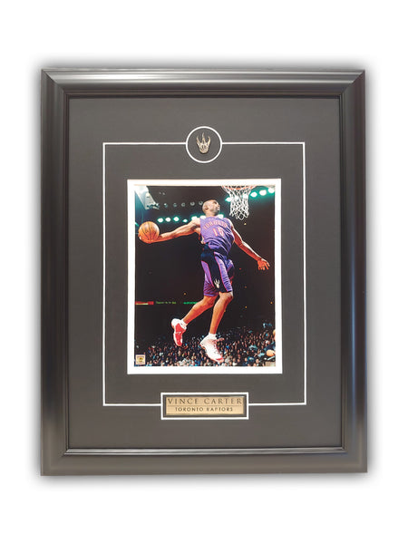 Vince Carter - Toronto Raptors 23x19 Framed Licensed Print
