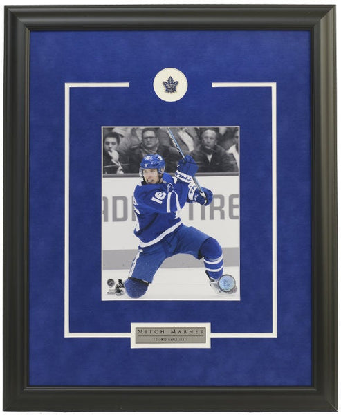 Toronto Maple Leafs Mitch Marner Framed 8x10 Licensed Photo