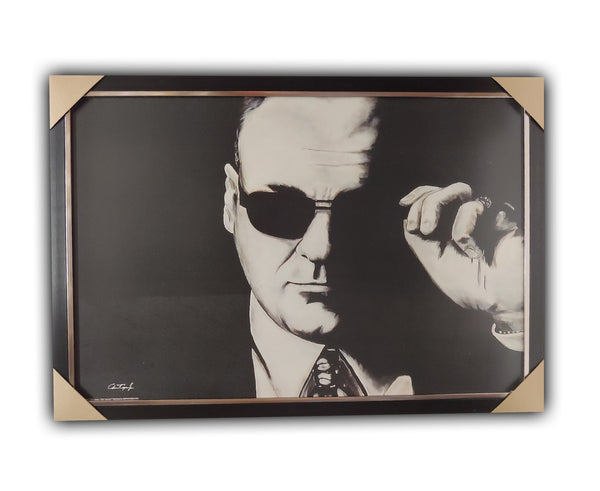 "Sopranos ""TONY SOPRANO"" Framed Licensed Print 27x39"