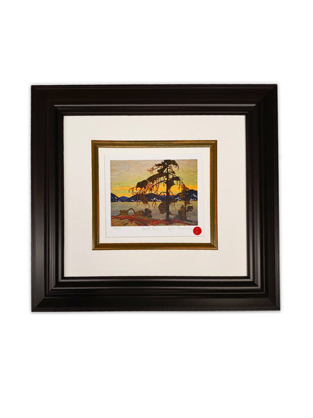 "Group of Seven Tom Thomson ""Jack Pine"" 22x24 Framed Limited Edition"