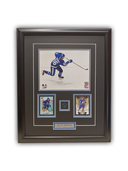 Mitch Marner 23x19 Framed Limited Edition Super Fan Collector Series