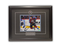 Nathan Mackinnon Colorado Avalanche 19' x 23' Framed Licensed Prin