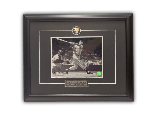 Ted Williams - Boston Red Sox 19x23 - Licensed Framed Print