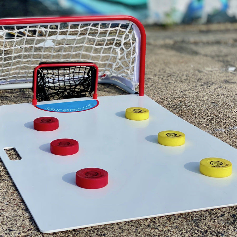 Sauce Toss Puck Bundle