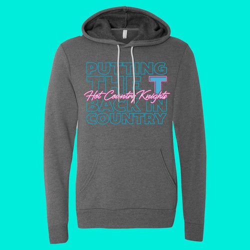 Hot Country Knights Hoodie
