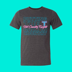 Putting the T Back in Country T Shirt