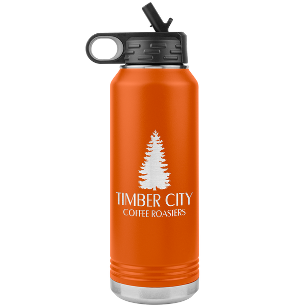 Timber City water bottle