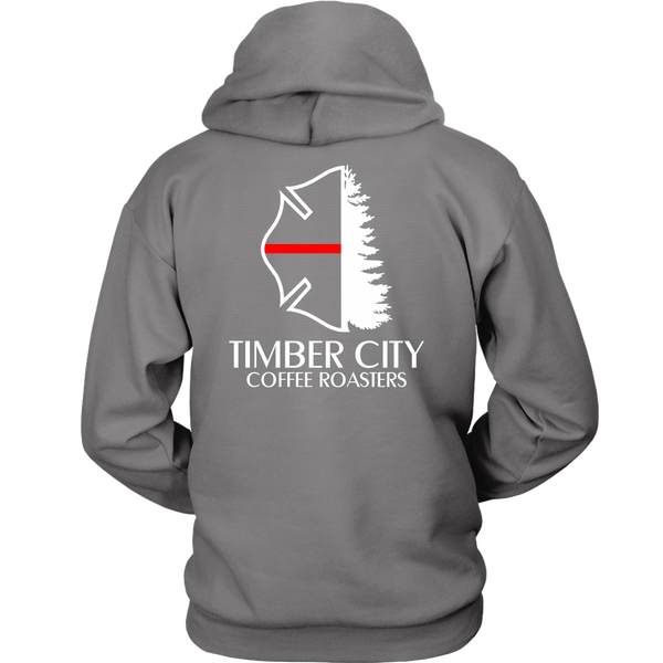 Fire Timber City Coffee Hoodie