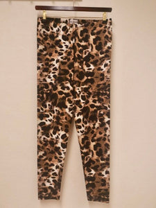 Tights leopard