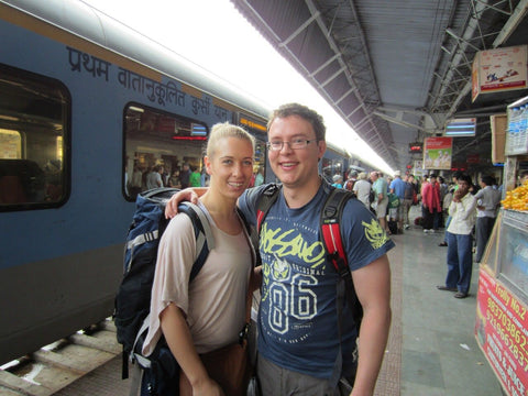 India 2011 (how young we look!)