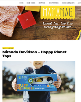 Mamamag feature