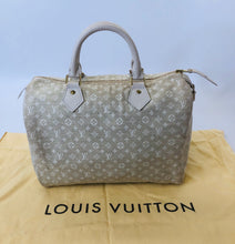 Load image into Gallery viewer, Louis Vuitton Speedy 30 Mini Lin