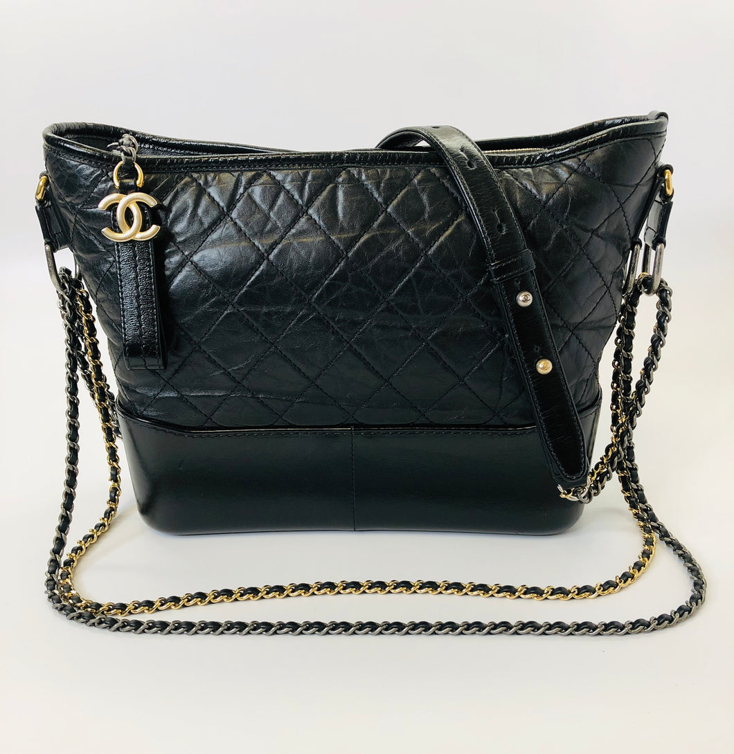 CHANEL Large Gabrielle Hobo Bag