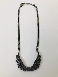 Rainey Elizabeth Wing Chain Necklace